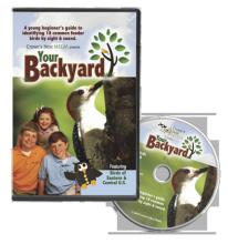 Your Backyard Bird DVD