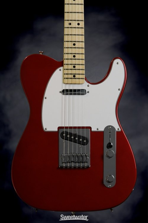 Candy Apple Red Standard Telecaster