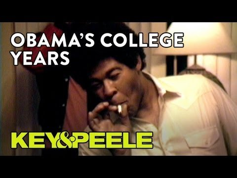 Video - Key & Peele the Obama College Years