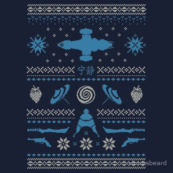 Firefly Ugly Sweater T-Shirt