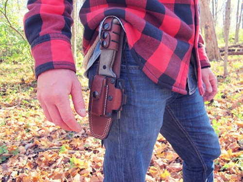 How to Choose the Perfect Survival Knife: 6 Features to Look For | The Art of Manliness