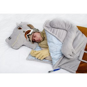 ThinkGeek :: Star Wars Tauntaun Sleeping Bag