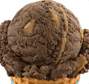 Peanut Butter 'N Chocolate Ice Cream- BR