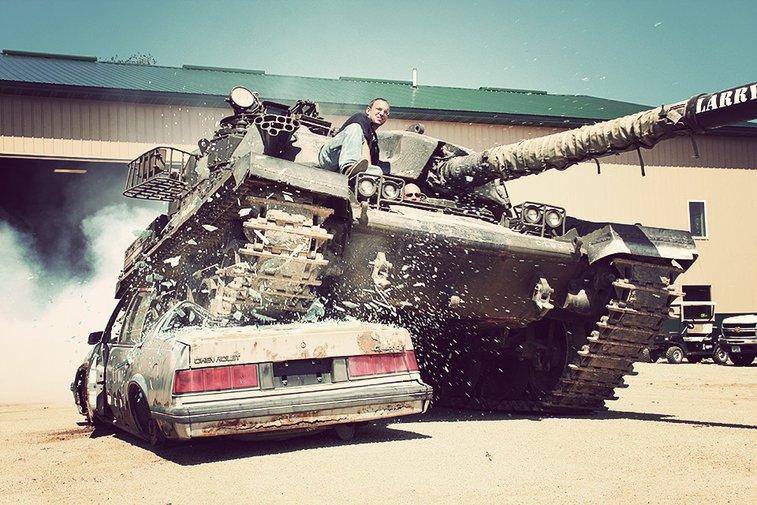Drive A Tank Class
