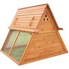 Small Portable Chicken Coop | HandcraftedCoops.com