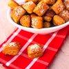 Soft Quinoa Pretzel Bites - Cooking Quinoa
