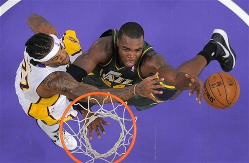 Jazz beat Lakers 117-110 for 3rd straight victory | ksl.com