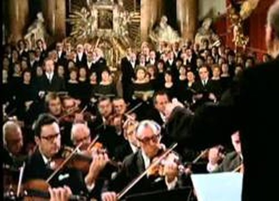 Mozart's Requiem   conducted by Karl Bohm