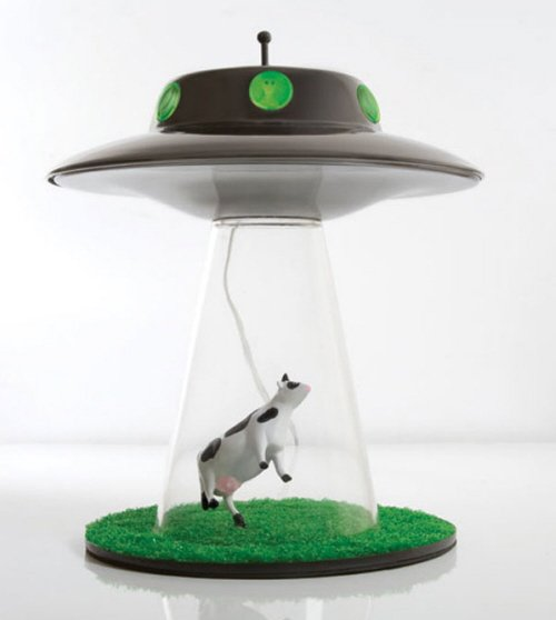 Alien Abduction Lamp | That Should Be Mine