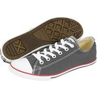 Converse Chuck Taylor® All Star® Slim Ox Charcoal - 6pm.com