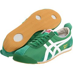 Onitsuka Tiger by Asics Fencing™ Green/White - 6pm.com