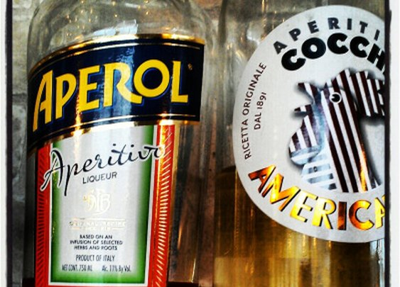 Low Alcohol Cocktails – Aperol Sour « The Noble Experiment