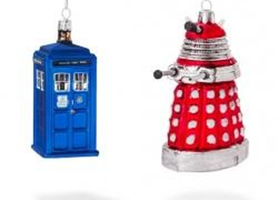 Doctor Who Gift Guide