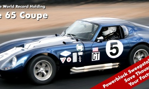 Type 65 Coupe | Factory Five Racing