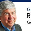Kudos to the leadership of Michigan Governor Rick Snyder