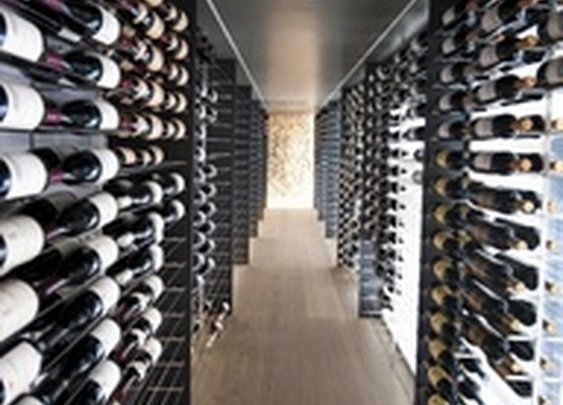 dream wine cellar