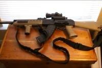 Paracord Rifle Slings | Sandstorm Custom Rifle Slings