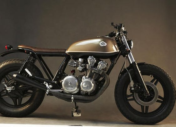 CRD Honda CB 750 KZ — The Man's Man