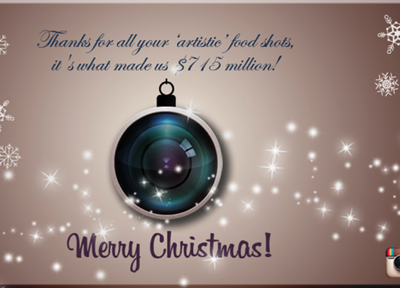 Mouton Consulting Blog: If Facebook & Co Made Everyone Christmas Cards