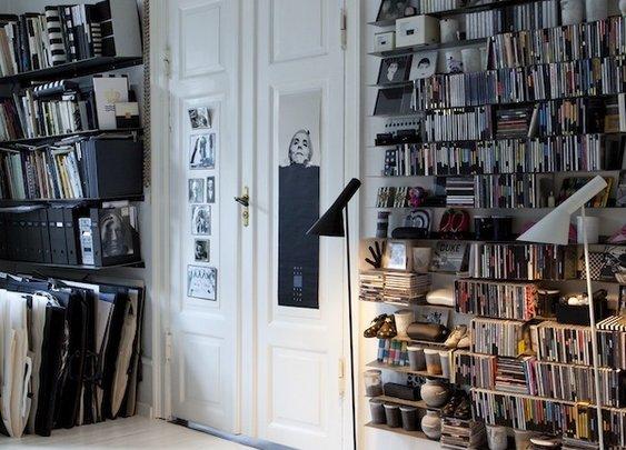 love the shelf, but not sold on white floors....