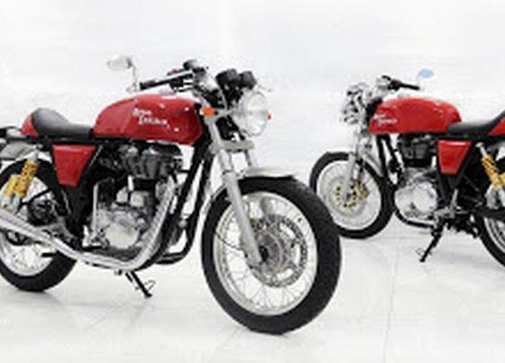 Royal Enfield Motorcycles: Royal Enfield Cafe Racer will boast a bigger motor