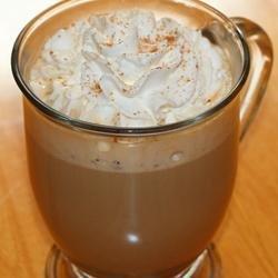 Hot Cocoa Baileyccino