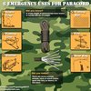 Six Emergency Uses For Paracord - Infographic