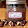 How To Make Your Own Homemade {Gluten-Free} Nutella