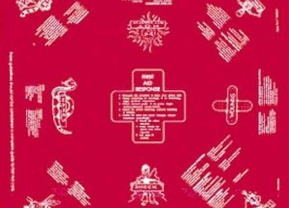 Homestead Survival: Survival Bandanas, nice little stocking stuffers and bug out bag additions