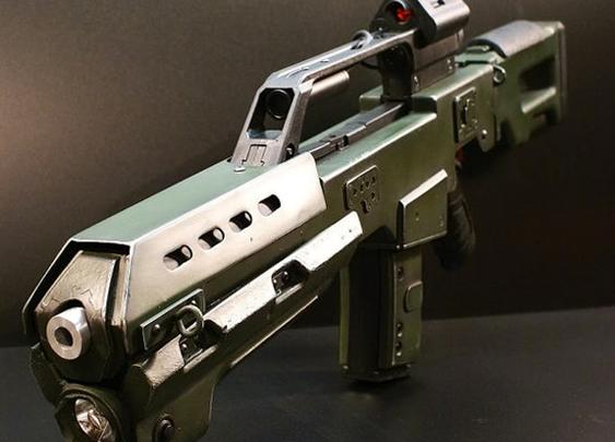 Doom Replica Reaper Rifle
