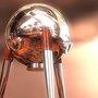 Jules Espresso Machine That Looks Vintage NASA Lunar Lander   Tuvie