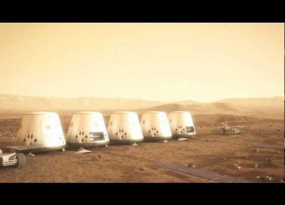 Mars One: The First Human Settlement on Mars in 2023.  Would you live there?