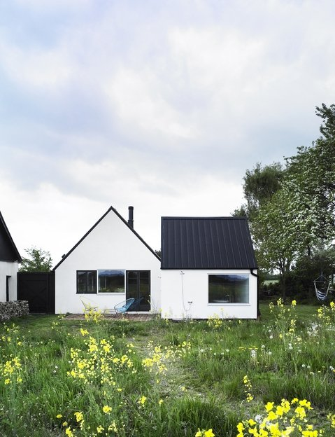 An Idyllic Swedish Summerhouse - Ideas - Dwell