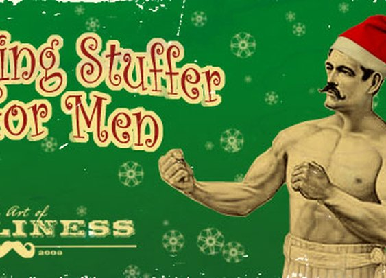 50 Stocking Stuffer Ideas for Men | The Art of Manliness