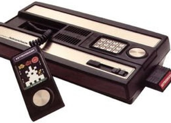 Intellivision - Yeah...I had one of these!