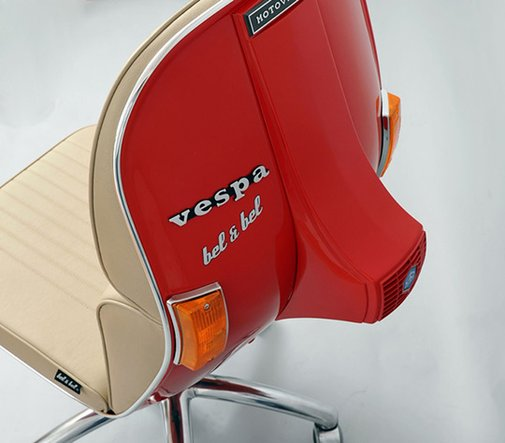 Vespa Office Chair | That Should Be Mine