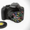 The DSLR Camera Wheel of Filters