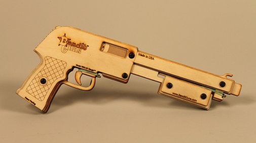 Sheriff Elastic Band Shotguns | That Should Be Mine