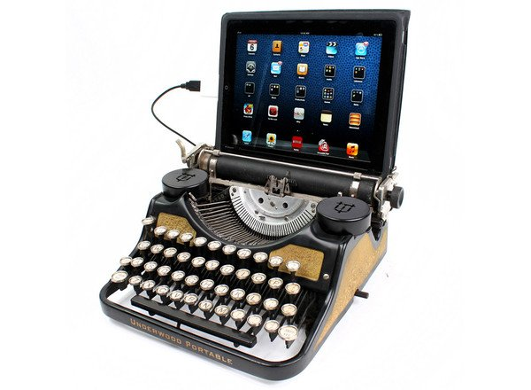 USB Type Writer | That Should Be Mine