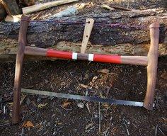 Sandborn Canoe Co. Packable Camp Saw — The Man's Man