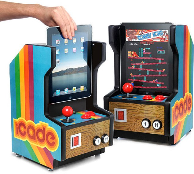 iCade Machine | That Should Be Mine