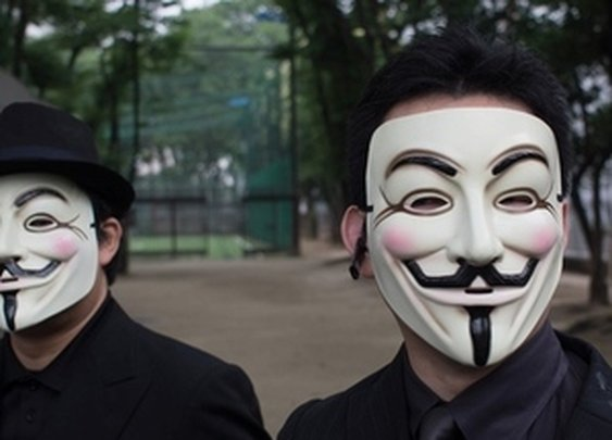 Anonymous renews fight against Westboro Baptist Church for planning Newtown school shooting picket | The Verge