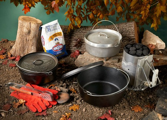 Dutch Oven Cooking - Getting Started Guide