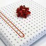 crossword giftwrap.... Brilliant!!