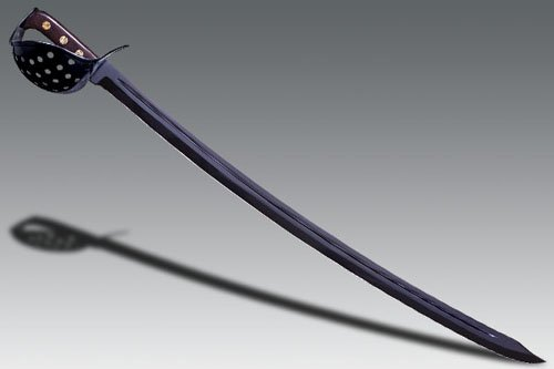 Cold Steel 1917 Saber : Battle Ready Swords