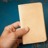 Hand Stitched Moleskine / Field Notes Cover by OneStarLeatherGoods