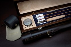 A Fly Fishing Kit for the Gentleman