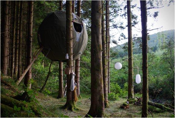 TREE TENTS | BY LUMINAIR