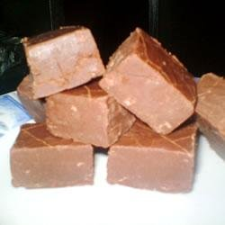 Best Ever Chocolate Fudge