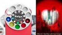 DSLR Wheel of Filters has 18 ways to take lo-fi photos